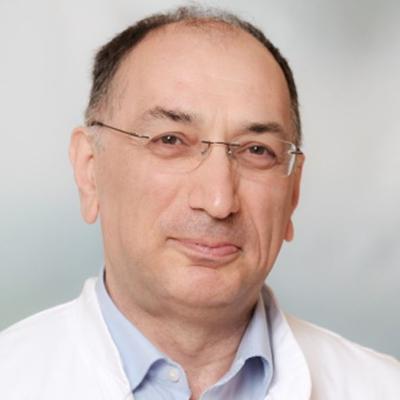 Проф. Д-р мед. Ахмет Эльмаагакли