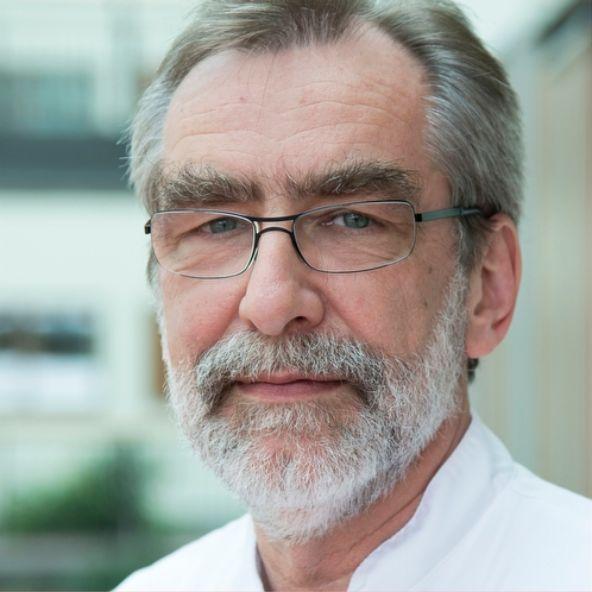 Йорн Хальберштадт, д-р мед. наук