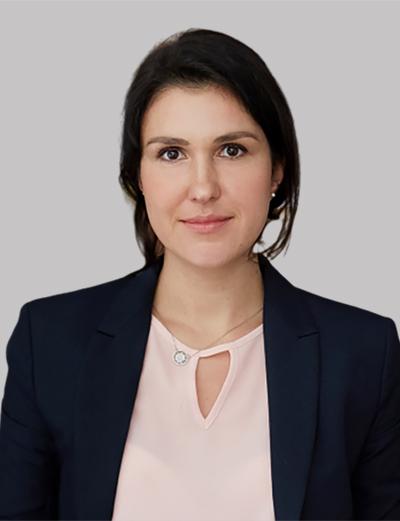 Ухова Ольга, координатор в Южном ФО